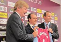 Andalucía patrocina al Aston Villa