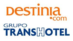 Destinia y Transhotel