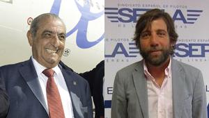 Juan José Hidalgo y Luis Crespí (Sepla)