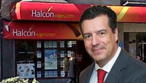 José María Hoyos, Halcón Viajes