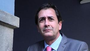 Luis Padrón, director de Casa África