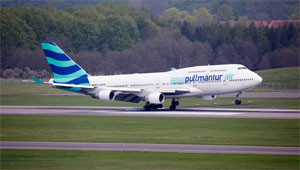Flota de Pullmantur Air