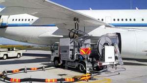Coste del petróleo para las aerolíneas