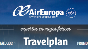Air Europa y Travelplan