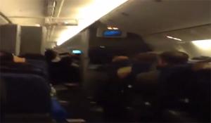 Turbulencias en vuelo de American Airlines
