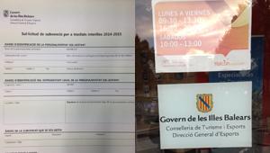 Halcón Viajes y la Dirección General de Deportes de Baleares