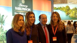 Grupo Piñero en Fitur 2015