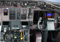 Cabina de MD-90