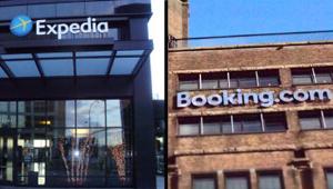 Expedia y Booking