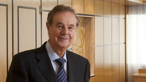 Gabriel Escarrer Juliá, presidente de Meliá