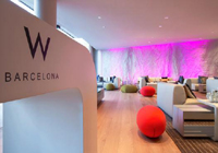 Casting hotel W Barcelona