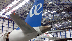Air Europa prueba nueva imagen