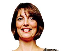 Carolyn McCall, CEO de EasyJet