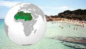Turismo norte de África y España