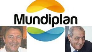 Julio Carrillo (Mundiplan) y Juan José Hidalgo (Globalia)