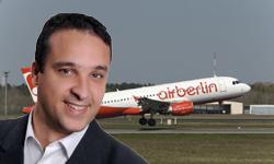 Julio Rodríguez, CCO de Vueling, ficha por Air Berlin