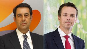 Javier Díaz y Martin Gruschka