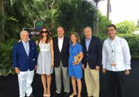 El Rey Juan Carlos en República Dominicana