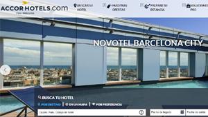 Accor Hotels crea una OTA
