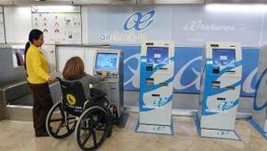 Air Europa discapacitados