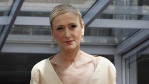 Cristina Cifuentes, debate de investidura junio 2015