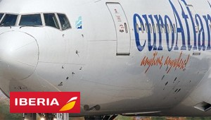 Iberia y Euroatlantic Airways