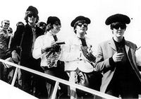 Visita de The Beatles a Madrid, 1965