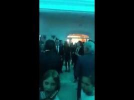 El dueño de Hotusa baila en Nochevieja junto a su excompañero de pupitre Mariano Rajoy