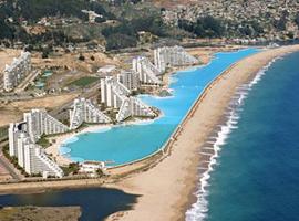 la piscina m s grande del mundo con un kil metro de largo