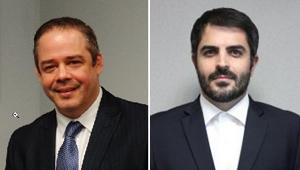 Javier Vidal y Georgios Marsellos, W2M World2Meet