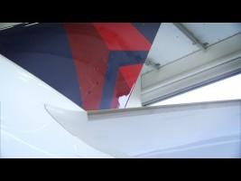 Delta recibe en Atlanta su primer Airbus para la flota de largo alcance