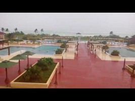 Huracán Irma: Meliá e Iberostar, atentas por el paso en Cayo Coco (Cuba)