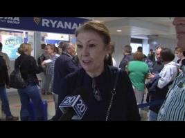 Las cancelaciones de Ryanair arruinan los planes de 400.000 viajeros