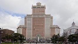 Edificio España 265 x 150