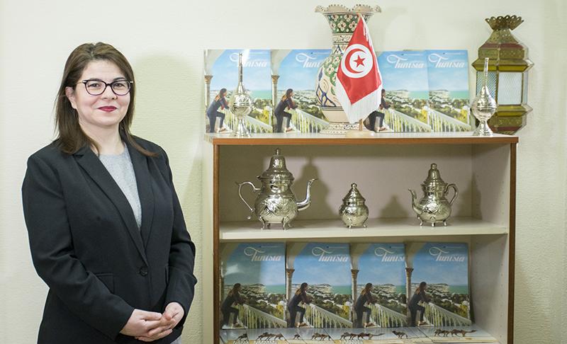 Mounira derbel nueva directora de la oficina de turismo for Oficina de turismo lisboa