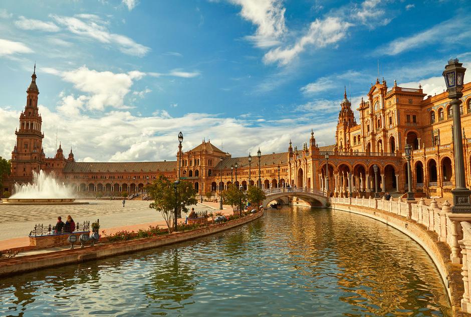 Autotransport nach Sevilla