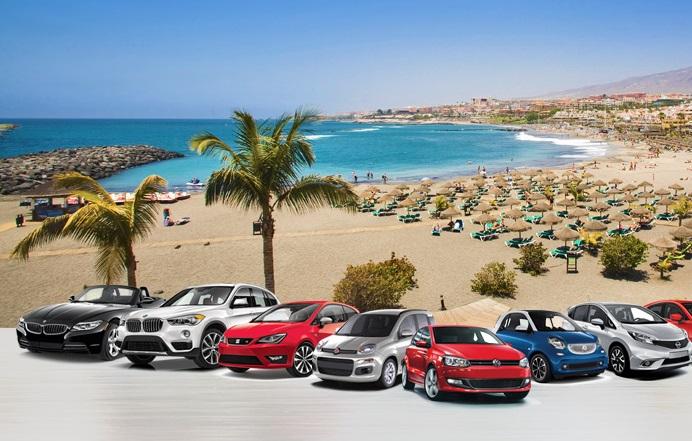 Car Rent Tenerife Playa De Las Americas