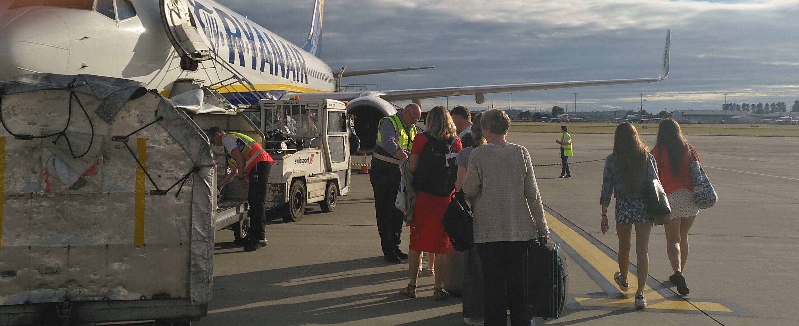 Aeropuerto Edimburgo-