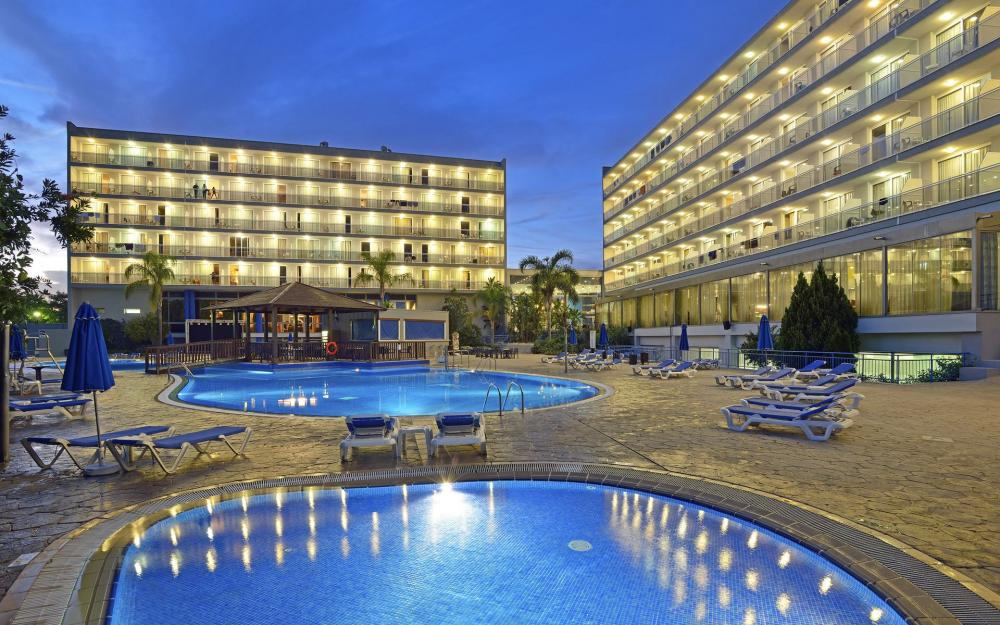 Costa Daurada, hotel