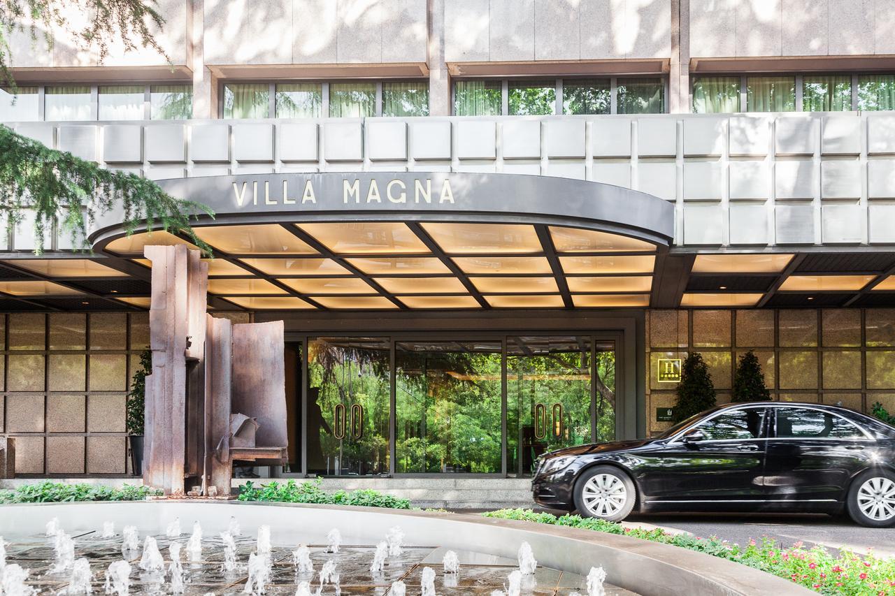 El turco dogus vende el villa magna para reestructurar su deuda noticias de hoteles rss2 - Villamagna hotel madrid ...