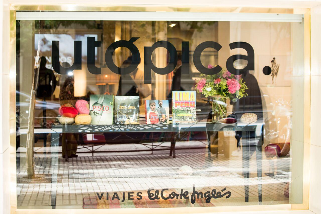 La agencia de veci ut pica presenta la semana de per en for Agencia turismo madrid