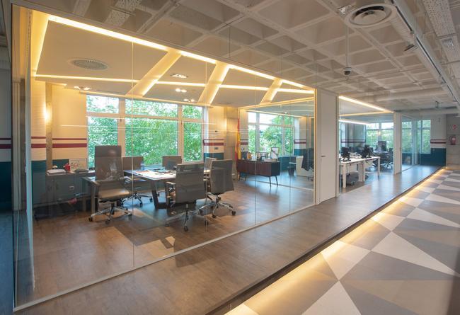 b288cd00f La división de empresas de Viajes El Corte Inglés (VECI) ha inaugurado unas  nuevas instalaciones en las que ha agrupado a todos sus trabajadores en un  ...
