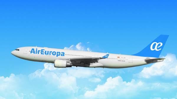 Resultado de imagen de air europa
