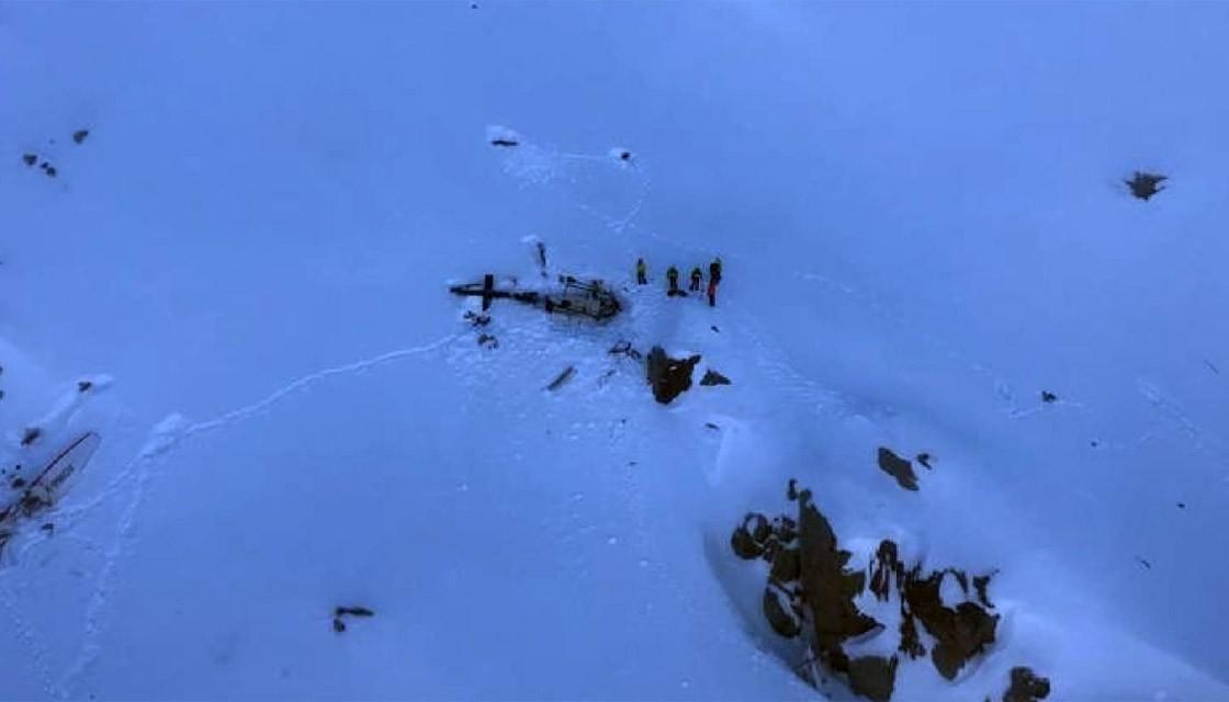 Alpes: 5 muertos en un accidente entre un avión turístico y un helicóptero  | Noticias de Noticias de turismo | Revista de turismo Preferente.com