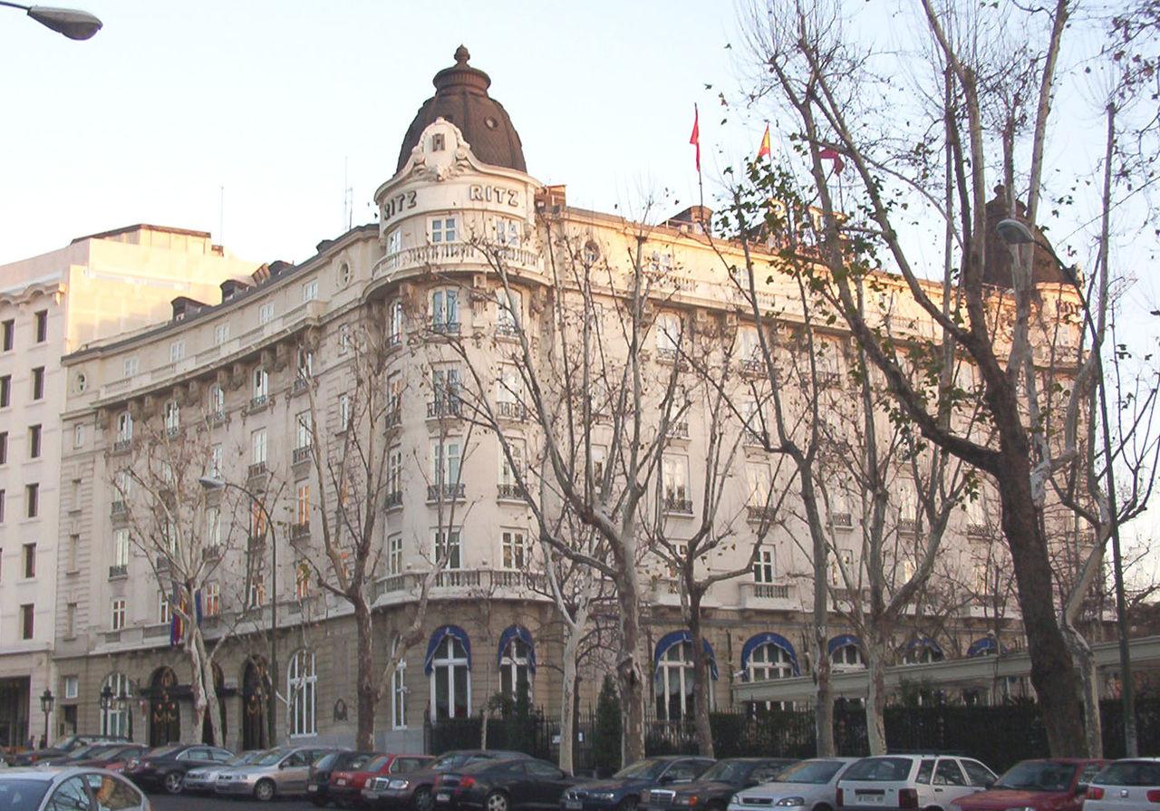 Hotel Ritz Se Retrasa Su Apertura Tras El Derrumbe Que Dejó Un
