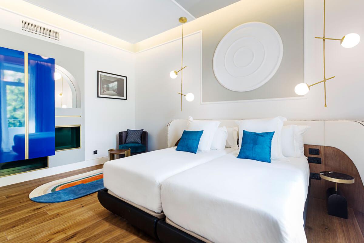 Madrid las im genes de los 7 nuevos lujosos hoteles en el - One shot hotels madrid ...