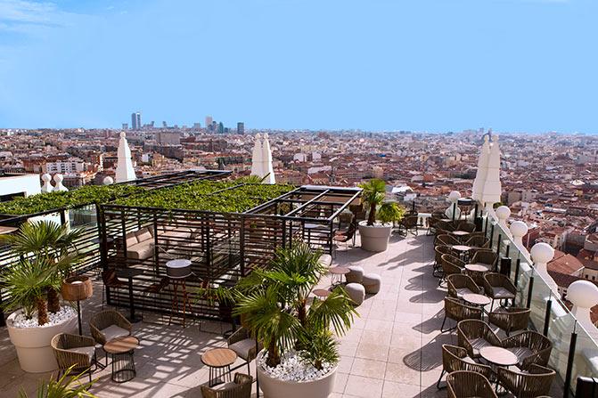Riu Abre El Hotel Plaza Espana En Madrid Tras Dos Anos De Obras