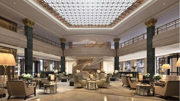 Aplaza su apertura el hotel más lujoso de la historia de España   Noticias  de Hoteles   Revista de turismo Preferente.com