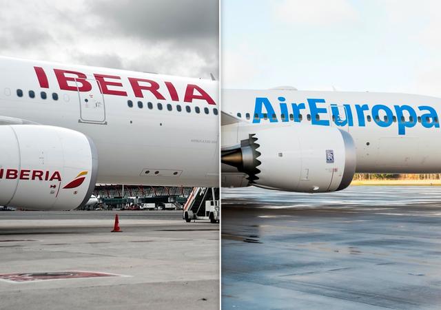 Iberia comprando Air Europa: la duda es si Competencia lo aprueba |  Noticias de Aerolíneas, rss1, rss2 | Revista de turismo Preferente.com