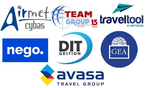 Dit Gestión, Airmet, Team y Traveltool, líderes en España | Noticias de Agencias de viajes, rss1